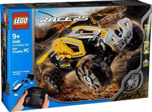 LEGO Racers Dirt Crusher R/C Set #8369