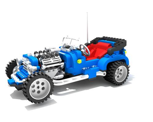 LEGO Hot Rod Set #10151