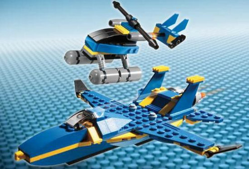 LEGO Speed Wings Set #4882