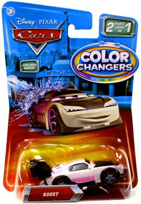 Disney Cars Color Changers Boost Diecast Car