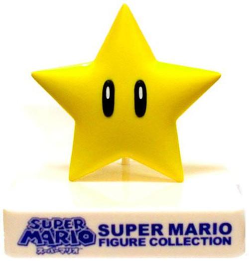 Super Mario Figure Collection Star 2-Inch Mini Figure