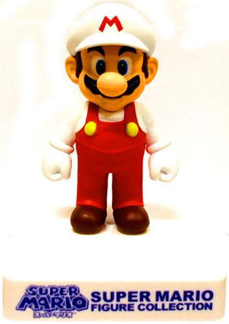 Super Mario Figure Collection Mario 3-Inch Mini Figure [Fire]