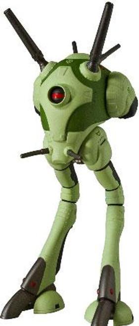 Robotech Macross Zentradi Tactical Battlepod Exclusive Vinyl Figure [Regault]