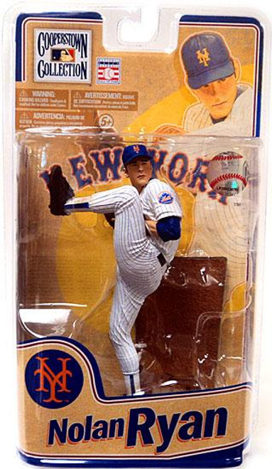 McFarlane Toys MLB Cooperstown Collection Series 8 Nolan Ryan Action Figure