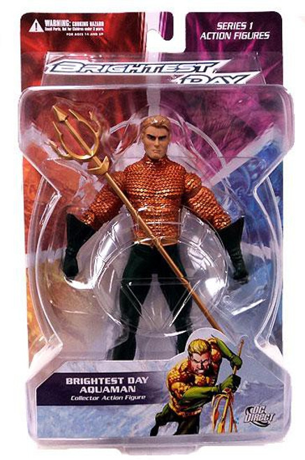 DC Green Lantern Brightest Day Series 1 Brightest Day Aquaman Action Figure