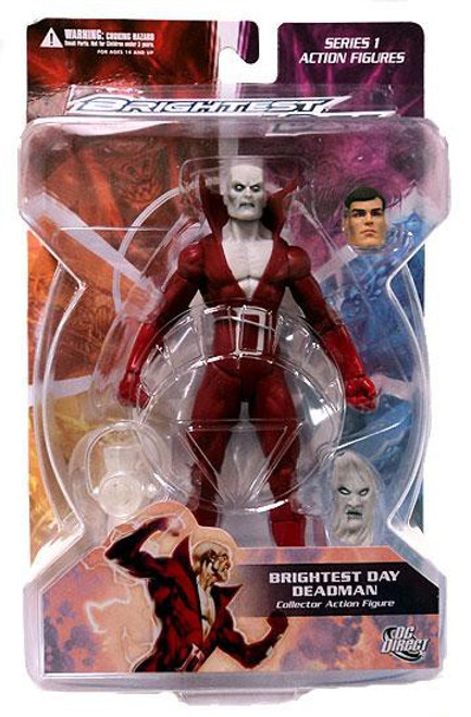DC Green Lantern Brightest Day Series 1 Brightest Day Deadman Action Figure
