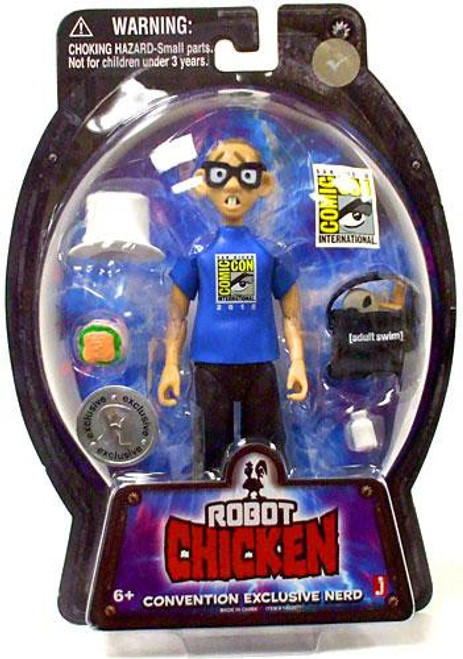 Robot Chicken Nerd Exclusive Action Figure