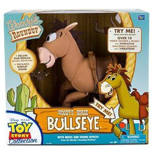 Toy Story Woody's Roundup Bullseye Exclusive 16-Inch Plush