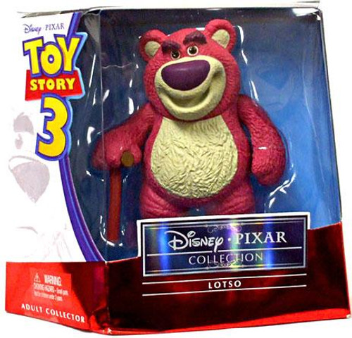 Toy Story 3 Disney Pixar Collection Lotso Action Figure [Foil Package]