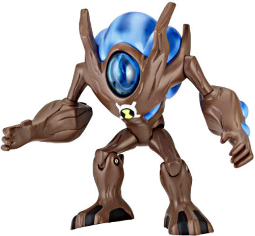 Ben 10 Swampfire Action Figure [Ultimate Loose]
