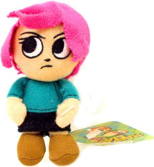 Scott Pilgrim vs The World Ramona Flowers Plush Clip [Pink Hair]