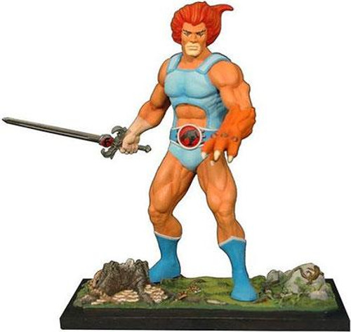 Thundercats Lion-O 6-Inch Poly Resin Statue [Long Sword]