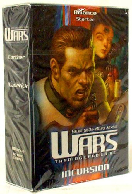 Wars Trading Card Game Incursion Alliance Starter Deck