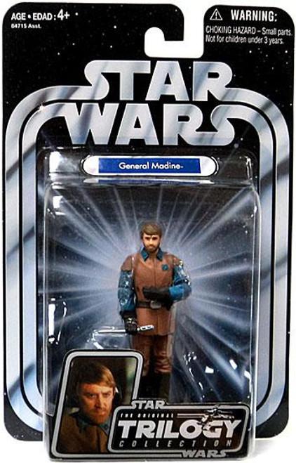 Star Wars Return of the Jedi Original Trilogy Collection 2004 General Madine Action Figure #36