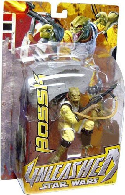 Star Wars Empire Strikes Back Unleashed Series 10 Bossk Action Figure