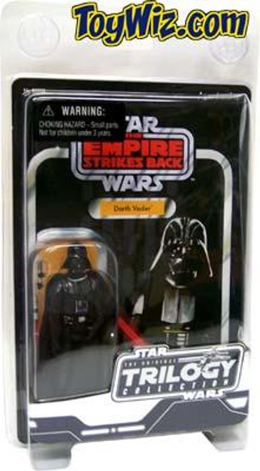 Star Wars A New Hope Original Trilogy Collection 2004 Darth Vader Action Figure
