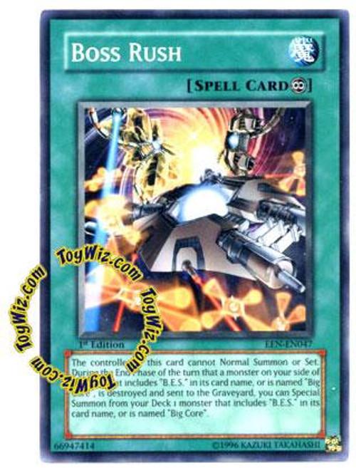 YuGiOh Elemental Energy Common Boss Rush EEN-EN047