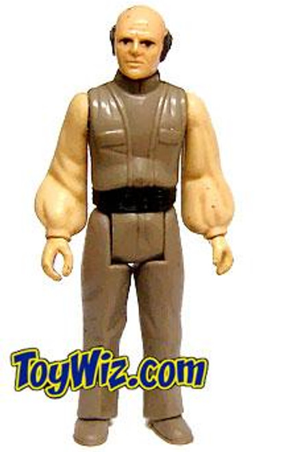 Star Wars The Empire Strikes Back Vintage 1980 Lobot Action Figure [Loose Complete C-9]