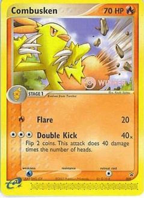 Pokemon Promo Cards Rare Combusken #9
