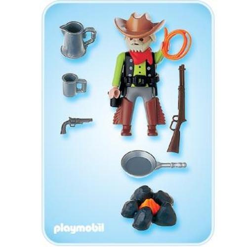 Playmobil Special Western Cowboy Set #4665