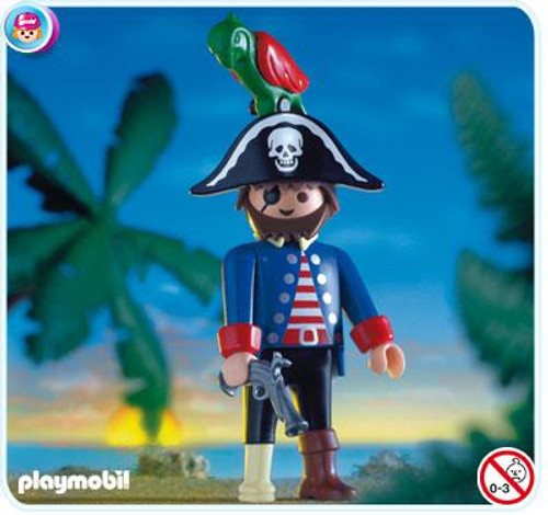 Playmobil Pirates Captain Peg Leg Set #4548
