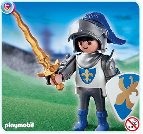 Playmobil Special Blue Knight Set #4616
