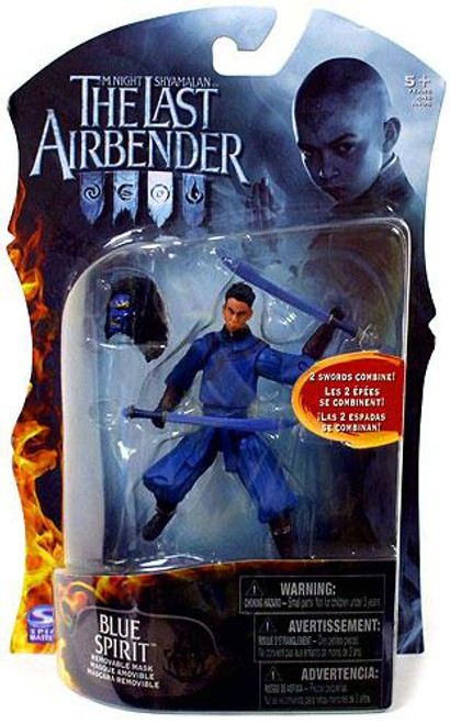 Avatar the Last Airbender Blue Spirit Action Figure [Mask Off]