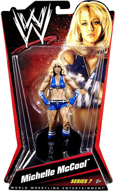 WWE Wrestling Series 7 Michelle McCool Action Figure