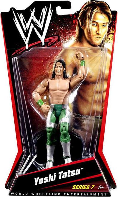 WWE Wrestling Series 7 Yoshi Tatsu Action Figure