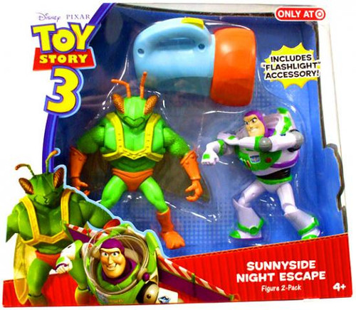 Toy Story 3 Sunnyside Night Escape Exclusive Action Figure 2-Pack