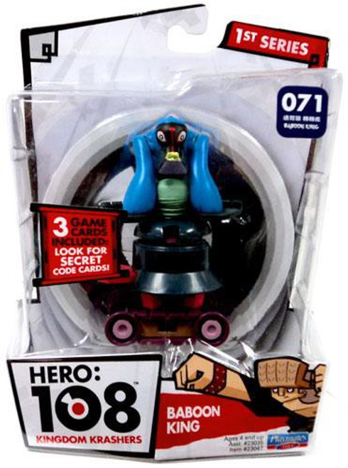 Hero: 108 Kingdom Krashers Series 1 Baboon King Action Figure #071