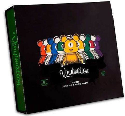 Disney Mickey Mouse Vinylmation Billiards Set Exclusive 3