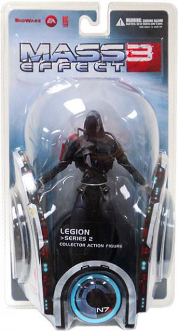 Mass Effect 3 Series 2 Legion Action Figure