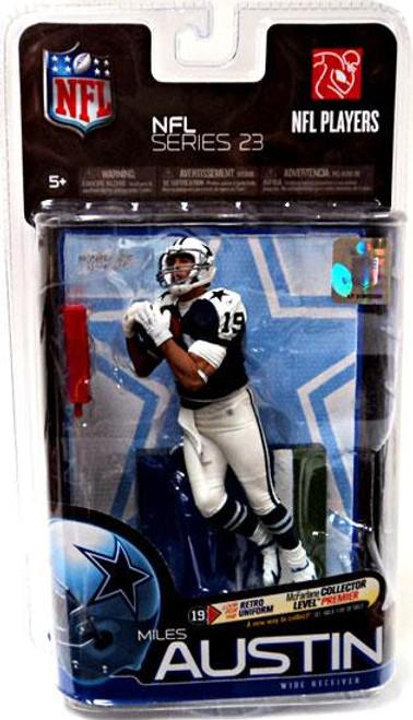 McFarlane Toys NFL Dallas Cowboys Sports Picks Series 23 Miles Austin Action Figure [Thanksgiving Day Jersey]