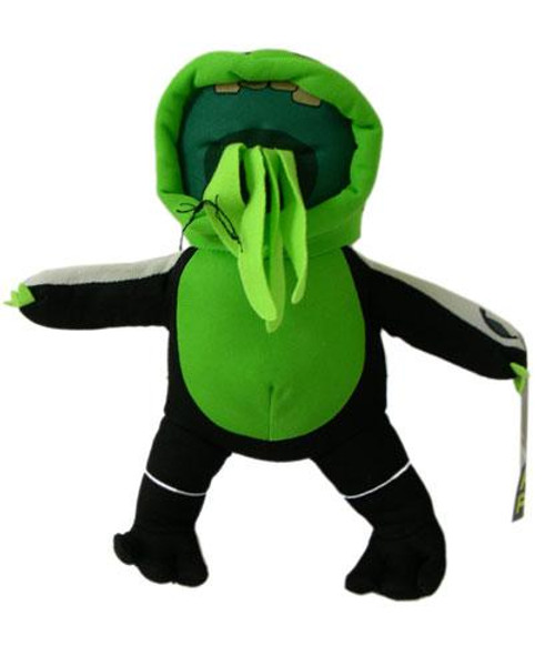 Ben 10 Alien Force Upchuck 11-Inch Plush Figure