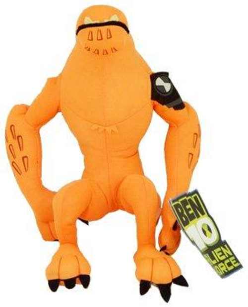 Ben 10 Alien Force Wildmutt 10-Inch Plush Figure