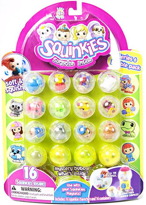 Squinkies Series 6 Figure Pack