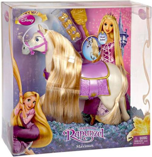 Disney Tangled Maximus Doll
