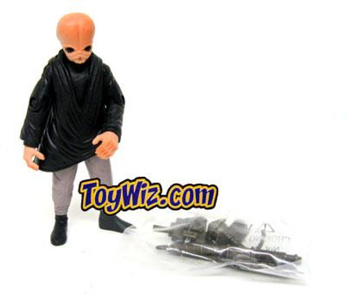 Star Wars A New Hope Power of the Force POTF2 Exclusives Bith Cantina Band Member Exclusive Action Figure