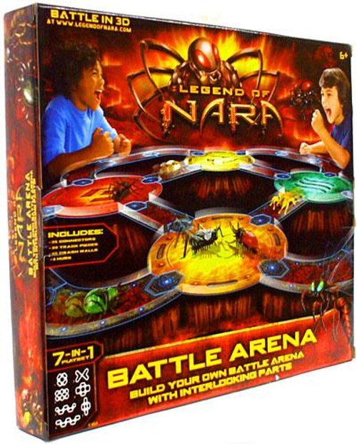 Legend of Nara Battle Arena Playset