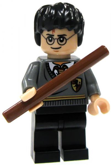 LEGO Loose Harry Potter Minifigure #1 [Gryffindor Uniform Loose]