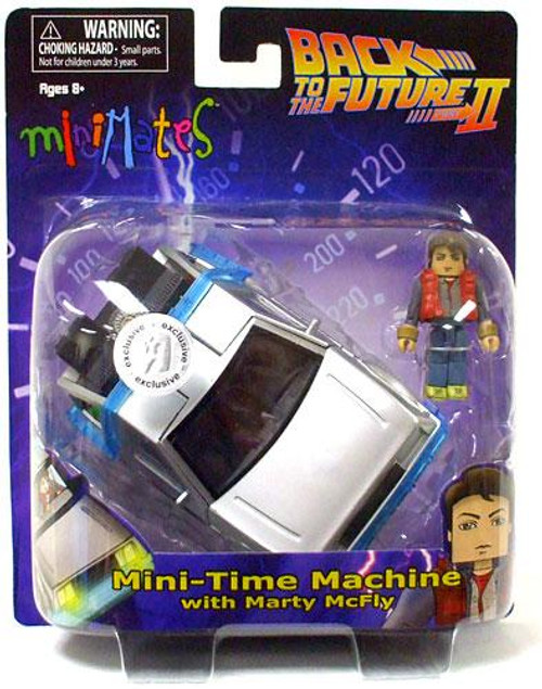 Back to the Future Part II Mini-Time Machine Vehicle [Marty McFly]