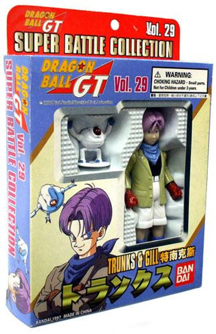 Dragon Ball GT Super Battle Collection Trunks & Gill Action Figure 2-Pack #29