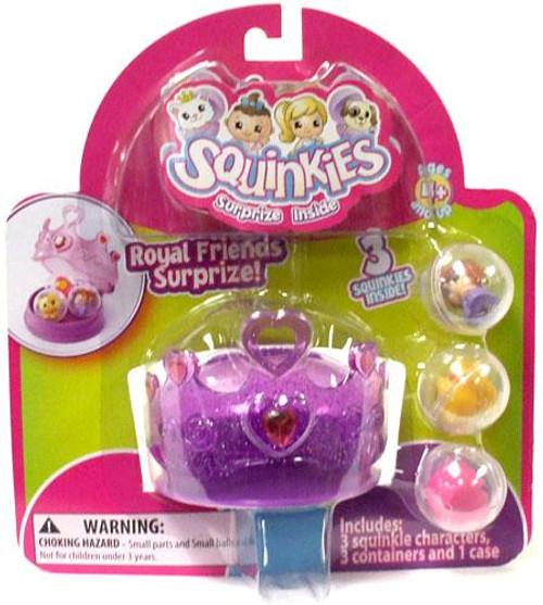 Squinkies Surprize Inside Royal Friends Surprize Pencil Topper Pack
