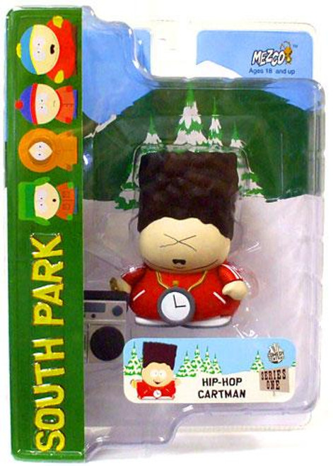 South Park Series 1 Cartman Action Figure [Hip Hop, Eyes Closed]