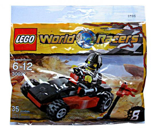 LEGO World Racers World Race Buggy Mini Set #30032 [Bagged]