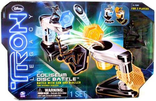 Tron Legacy Coliseum Disc Battle Playset