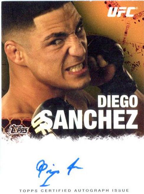 UFC 2010 Championship Diego Sanchez Autograph Card FA-DS