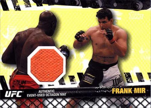 UFC 2010 Championship Fight Mat Relic Frank Mir FM-FM