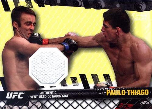 UFC 2010 Championship Fight Mat Relic Paulo Thiago FM-PT